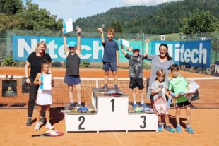 Beim Zeller Tennisclub kommen die Jüngsten ganz groß raus