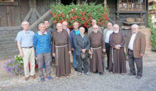 Freunde der Kapuzinergeschichte treffen sich in Zell am Harmersbach