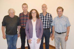 Vorstandschaft des Historischen Vereins unverändert wiedergewählt