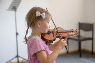 Musikschule startet Wintersemester