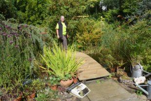 Gartenpflege und Grabpflege stehen jetzt auf dem Arbeitsplan