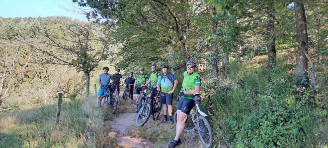 Schwarzwaldverein - Ortsgruppe Zell am Harmersbach: Stadtradeln - Geführte Mountainbike-Tour