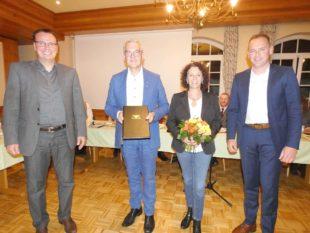 Landesehrennadel und viele weitere Ehrungen im Musikverein Oberharmersbach