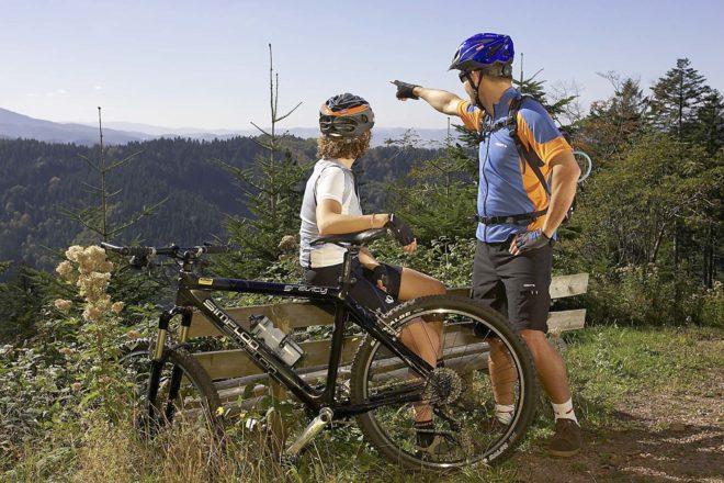 Stadtradeln: Mountainbike-Tour