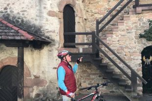 Stadtradeln: Stadtführung mit dem Fahrrad