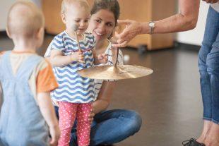 Elementare Musikpädagogik an der Musikschule Zell