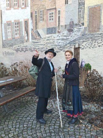 Erlebnis-Stadtführung: Sprücheklopfern Zell am Harmersbach