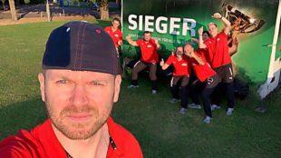 Deutscher Pokal: SKC Unterharmersbach mit Bahnrekord eine Runde weiter