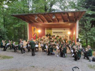 Drittes Picknick-Konzert der Stadtkapelle