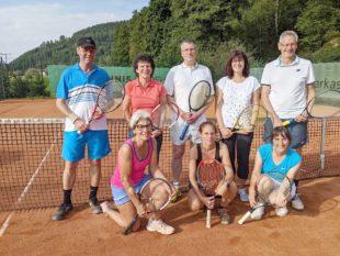 Souveräne Meisterschaft der Mixed 40 TSG Biberach/Nordrach