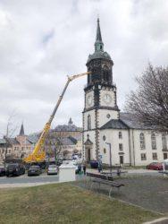 Am Sonntag wird in der Partnerstadt Frauenstein Glockenweihe gefeiert