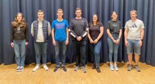 Junge Musikerinnen und Musiker übernehmen Verantwortung in der Bläserjugend