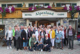 Senioren reisen gemeinsam nach Altenmarkt
