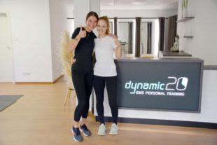 dynamic20 bietet EMS-Personal-Training