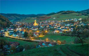 Leben, wohnen, arbeiten und einkaufen in Oberharmersbach