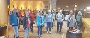 Landfrauen führte der Ausflug in die Weinmanufaktur nach Gengenbach