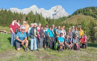 Wander- und Freizeitverein erkundete das Salzburger Land