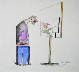 Künstler am »Zeller Kunstweg« öffnen ihre Ateliers für Besucher