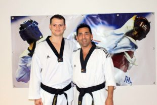 Taekwondo bei »Deutschlands bestem Techniker« lernen