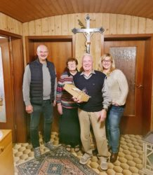 Glückwünsche der Trachtenkapelle