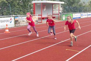 Viel Motivation und persönliche Bestwerte im Mehrkampf-Wettbewerb